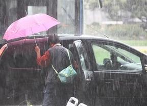 Protección Civil activa la alerta amarilla por lluvias en toda la región