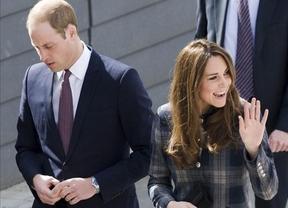 El hijo de Kate Middletton y el príncipe Guillermo ya tiene su propia 'playlist' en Spotify