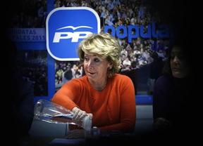 Aguirre firmó su propio final: todos dan por 'jubilada' a la lideresa
