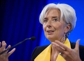En casa del herrero... la directora del FMI ¡sí se subió su sueldazo!