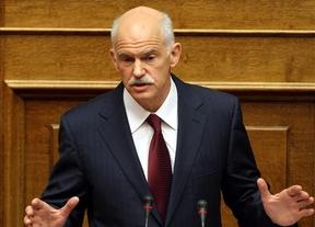 Superada la prueba de Papandréu: gana el voto de confianza del parlamento griego