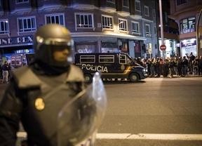 Los antidisturbios consiguen su objetivo: Interior pondrá más protección física y jurídica para los policías