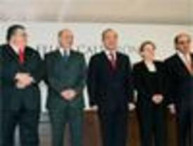 Felipe Calderón da a conocer a los integrantes de su gabinete económico