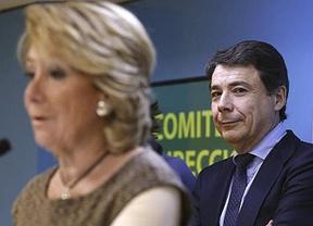 El sucesor González aboga por su jefa: Aguirre, la candidata con