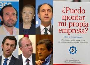 Seis presidentes autonómicos presentarán el libro '¿Puedo montar mi propia empresa?'