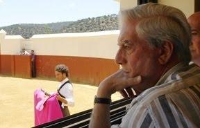 Vargas Llosa, protagonista de Arte y Cultura taurina