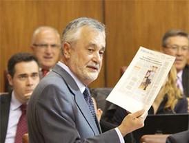 Arenas pide al presidente que abandone su discurso