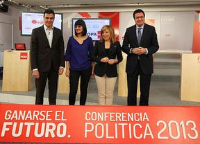 El PSOE usará la Conferencia Política para proceder a un profundo