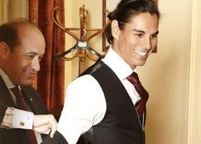 Julio Iglesias Junior se casó con un traje del diseñador toledano Félix Ramiro