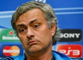 Mourinho, presión y balones fuera: