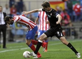 El 'Cebolla' salva a un Atlético que suma un triunfo 'in extremis' ante el Viktoria Plzen (1-0)