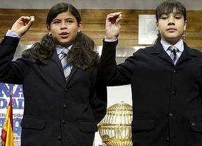 Los niños de San Ildefonso se salvan de la criba por la utilización 'ludópata' de los menores