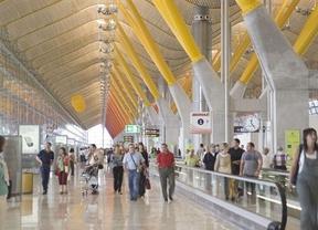 Más de 4 millones de viajeros pasarán este puente por los aeropuertos españoles