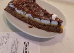 España se libró de las 'tartas fecales' de Ikea