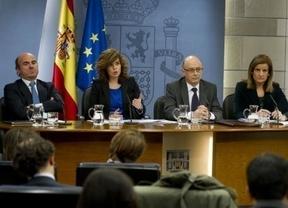 El Consejo de Ministros aprobará buena parte de las medidas anunciadas por Rajoy en el Debate de la Nación