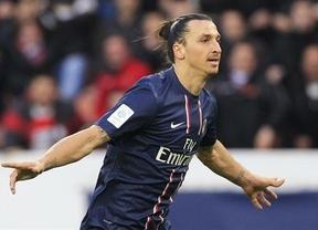 Ibrahimovic olvida pasadas rencillas: 'Al Balón de Oro le deberían dar el nombre de Messi'