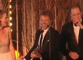 Guillermo, el 'príncipe rockero', se atreve a cantar con Bon Jovi y Taylor Swift