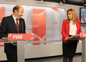 El PSOE perpetuará la monarquía: la candidata favorita, Susana Díaz, defiende 'el Estado de Derecho y la Constitución'