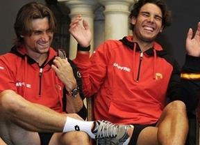 Optimismo navideño del presidente de la Federación de Tenis: Nadal y Ferrer estarán en la Davis si los necesitamos