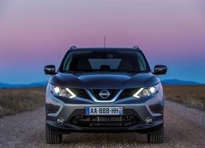 El Nissan Qashqai, coche familiar compacto más seguro de 2014, según Euro NCAP