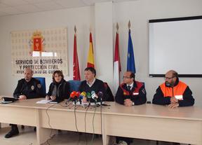 Cuenca hace balance de la nevada y no hay tregua: se espera más esta tarde