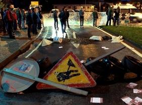 Interior ordenó fichar a 300 ciudadanos como 'cabezas de turco' en la manifestación del 27-O