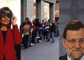 Esperanzadores datos de desempleo en mayo: casi 100.000 personas menos en las listas del paro