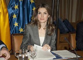 La princesa Letizia inaugurará una residencia de ancianos en Toledo