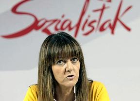 Idoia Mendia, primera candidata a suceder a Patxi López