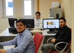 Alejandro, Elio y Romell, tres emprendedores que