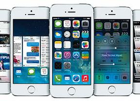 Apple lanza su iOS 7 con nuevas voces para Siri y otras novedades