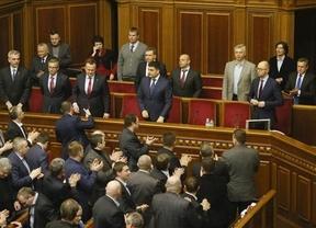 El primer ministro ucraniano califica de