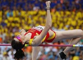 Ruth Beitia, un salto de bronce: segunda medalla para España en los mundiales de atletismo