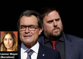 Mas se impone a Junqueras y convoca elecciones para el 27 de septiembre