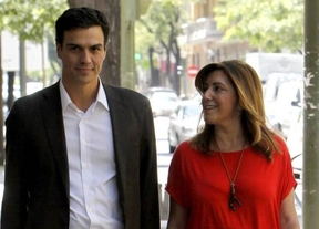 Sánchez y Susana Díaz, ¿limando asperezas?