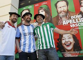 'Ocho apellidos vascos' sigue siendo la reina de la taquilla española a pesar de 'Capitán América'