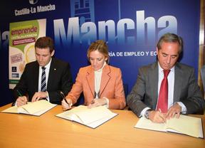 Caja Rural de Castilla-La Mancha pondrá a disposición de los nuevos emprendedores 50 millones