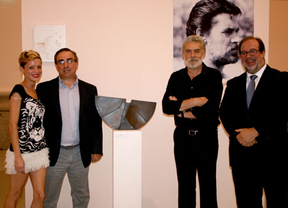 '20 años de escultura' del toledano Manuel Fuentes