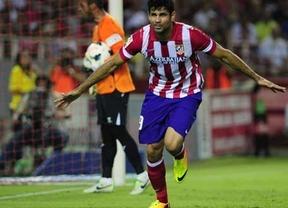 El Atleti sigue igual... de bien: con intensidad y goles de Diego Costa vuelve a derrotar al Sevilla (1-3)