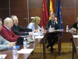 El Gobierno regional y los sindicatos establecen la estrategia y el calendario de negociación