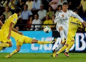 El Madrid no pasó del empate con el recién ascendido Villarreal (2-2)
