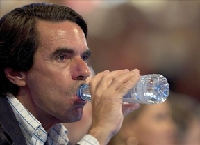 Marbella 'indulta' a Aznar por pasear a sus perros sueltos y sin bozal por la playa