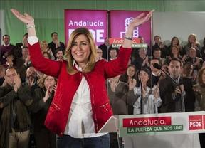 El PSOE ganaría los comicios andaluces y Podemos y Ciudadanos se consolidan como tercera y cuarta fuerza política