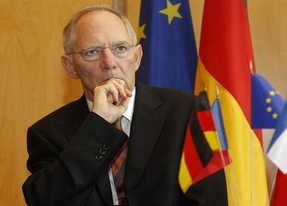 Jarro de agua fr�a alem�n: niega que el BCE o el fondo de rescate vayan a comprar deuda