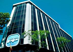 Génova 13, investigada: la Policía y un secretario judicial han pasado la noche en la sede del PP