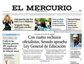 Chile espera primer informe de La Haya en marzo