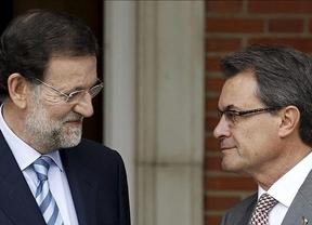 Mas pedirá en julio permiso a Rajoy para celebrar su consulta soberanista, pero... sin dar detalles