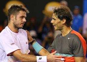 Wawrinka amenaza el tercer puesto de Nadal en una lista ATP que domina Djokovic