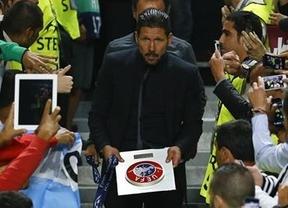 La FIFA  sí se acuerda este año de Simeone como aspirante a mejor entrenador y se olvida de Ancelotti