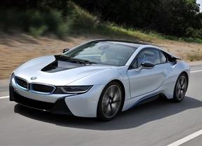 BMW lanzará en junio en España el nuevo i8, como escaparate de sus nuevas tecnologías